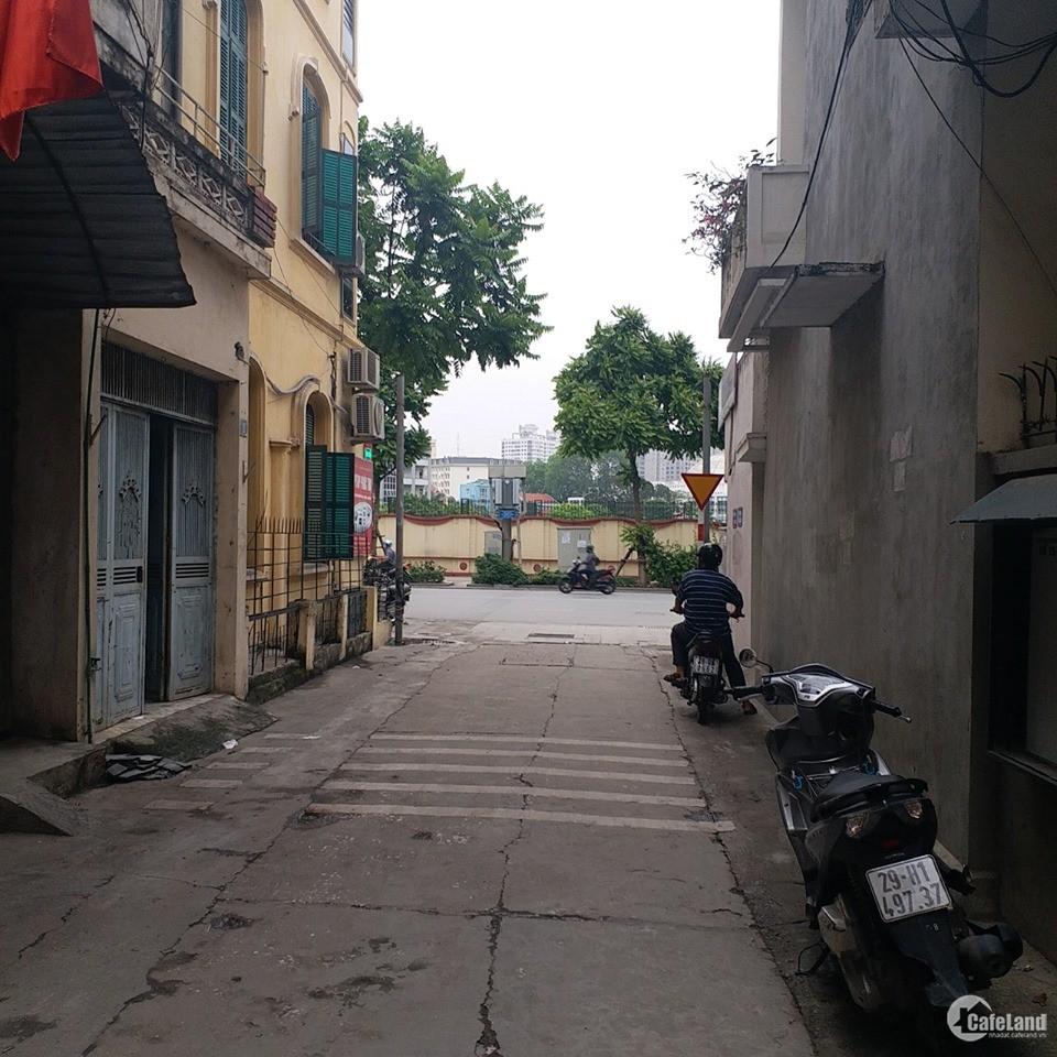 Bán nhà quận Thanh Xuân, Hà Nội. Diện tích 40m2. Giá tiền 5 tỷ.
