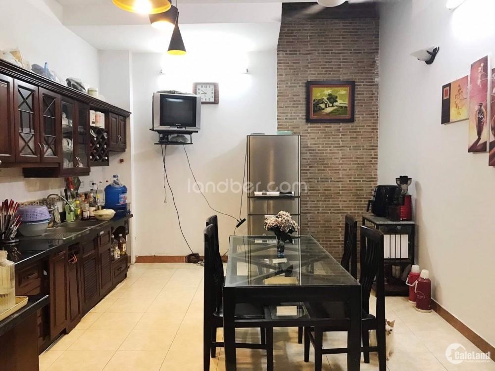 Cần tiền bán gấp nhà gần mặt tiền đường Nguyễn Hữu Cảnh 6.9x19.4m
