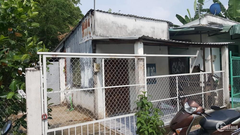 Cần bán nhà tại ấp 4, xã Qui Đức, Bình Chánh, HCM