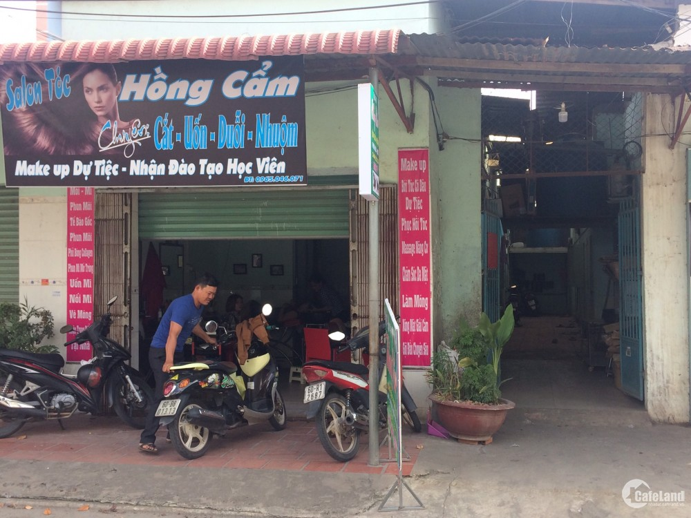 Dãy trọ 14 Phòng Nguyễn Văn Quá ,Q12, Giá 1 tỷ 2 , SHR,lh;0777-554-625