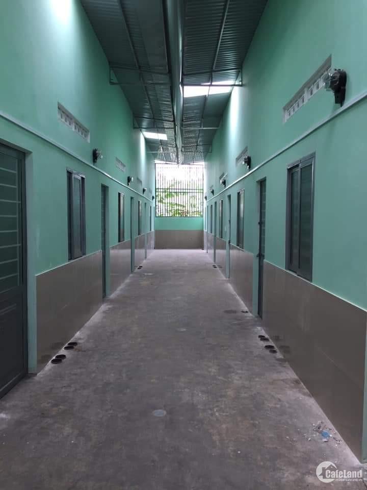 Bán dãy trọ 10 phòng ngay đường Nguyễn văn quá,đông hưng thuận,q12,150m2,giá 1 t