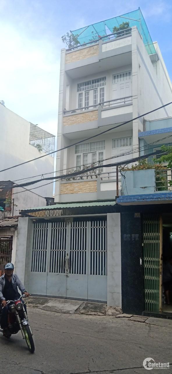 Bán nhà cận MT đường Kinh Dương Vương, Q.6. DT 68.9m2.Giá 11,2 tỷ!