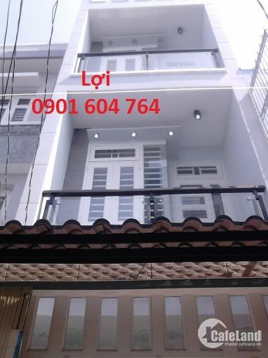 Bán nhà ngay bệnh viện Bình Tân, giá 2,2 tỷ sổ hồng