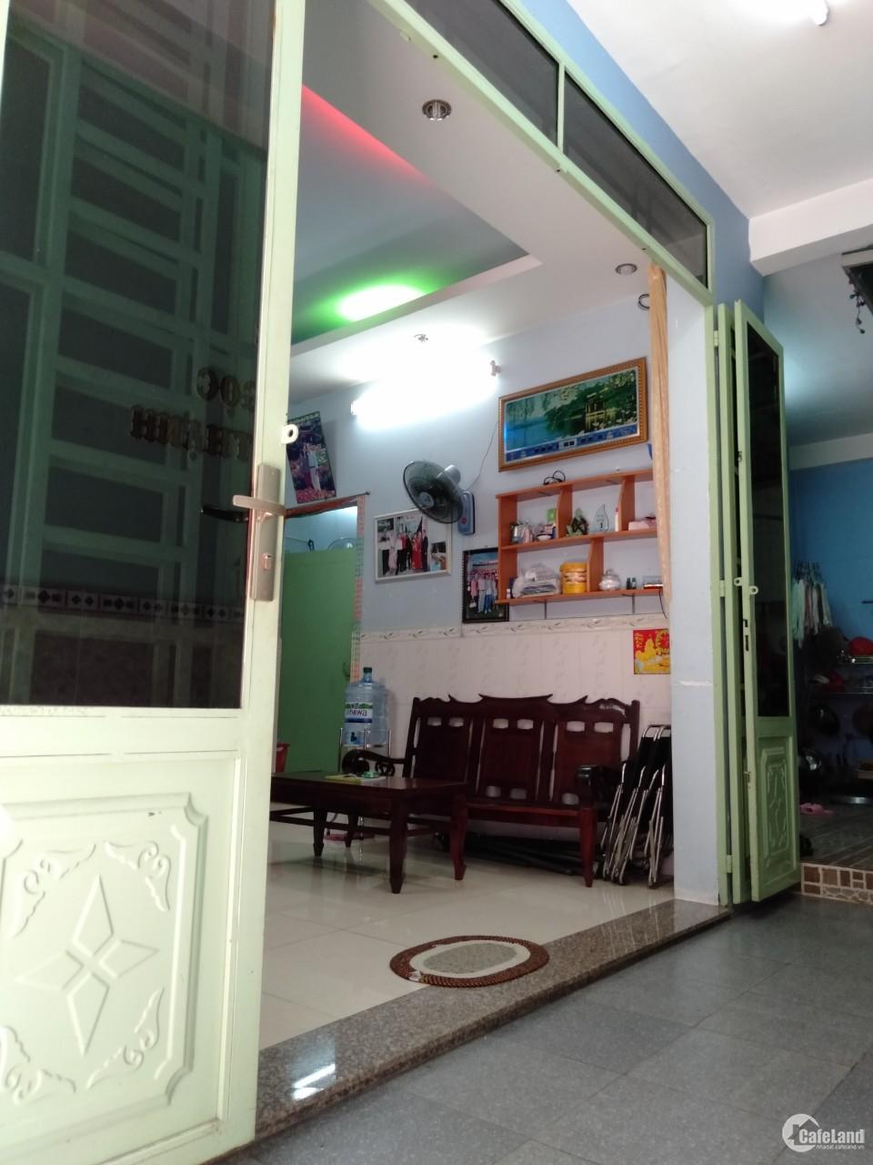Bán nhà 1 trệt 1 lầu hẻm đường số 6, P. Tam Phú, Q. Thủ Đức. DT đất 68.7m2