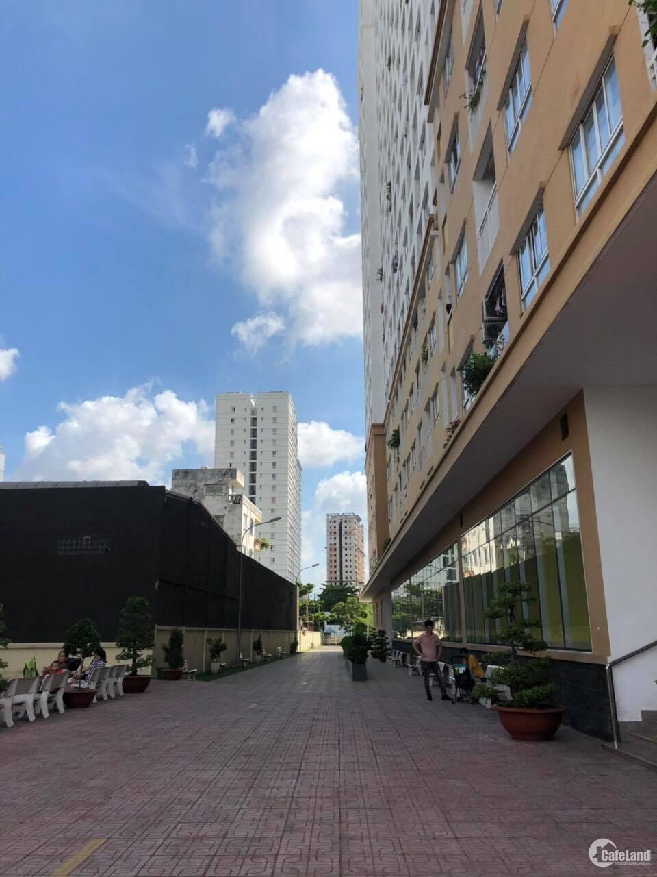 Cần cho thuê gấp căn hộ Khang Gia Tân Hương, Q.Tân Phú, Dt :  78 m2, 2PN, 2WC