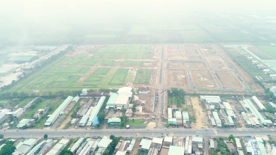 Bùng nổ siêu dự án Asaka Riverside Bến Lức, Long An