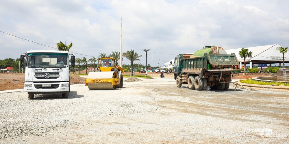 Dự án Cát Tường Phú Hưng thu hút mạnh nhà đầu tư cả nước