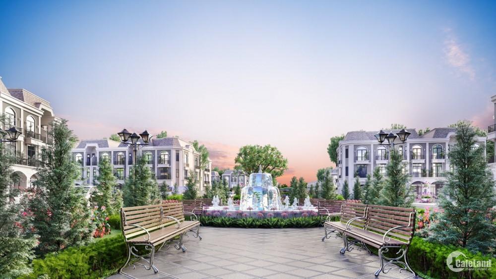 Mở Bán 800 Căn Nhà Phố - Biệt Thự Ven Sông Vàm Cỏ -Khu Đô Thị Lavilla Green City