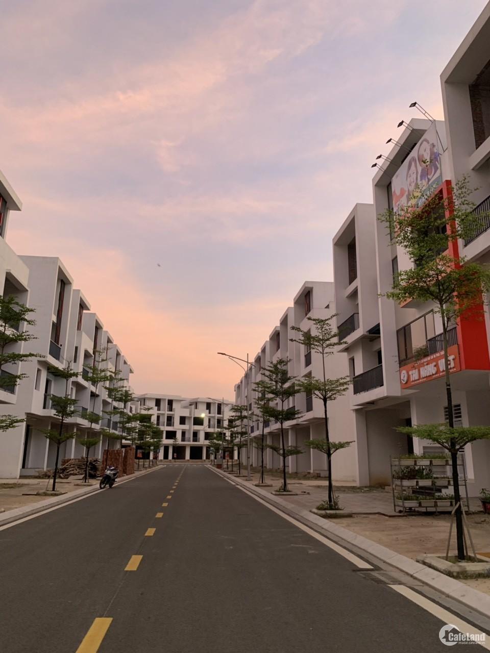 bán nhà liền kề vị trí trung tâm thành phố việt trì, khu đô thị thươn