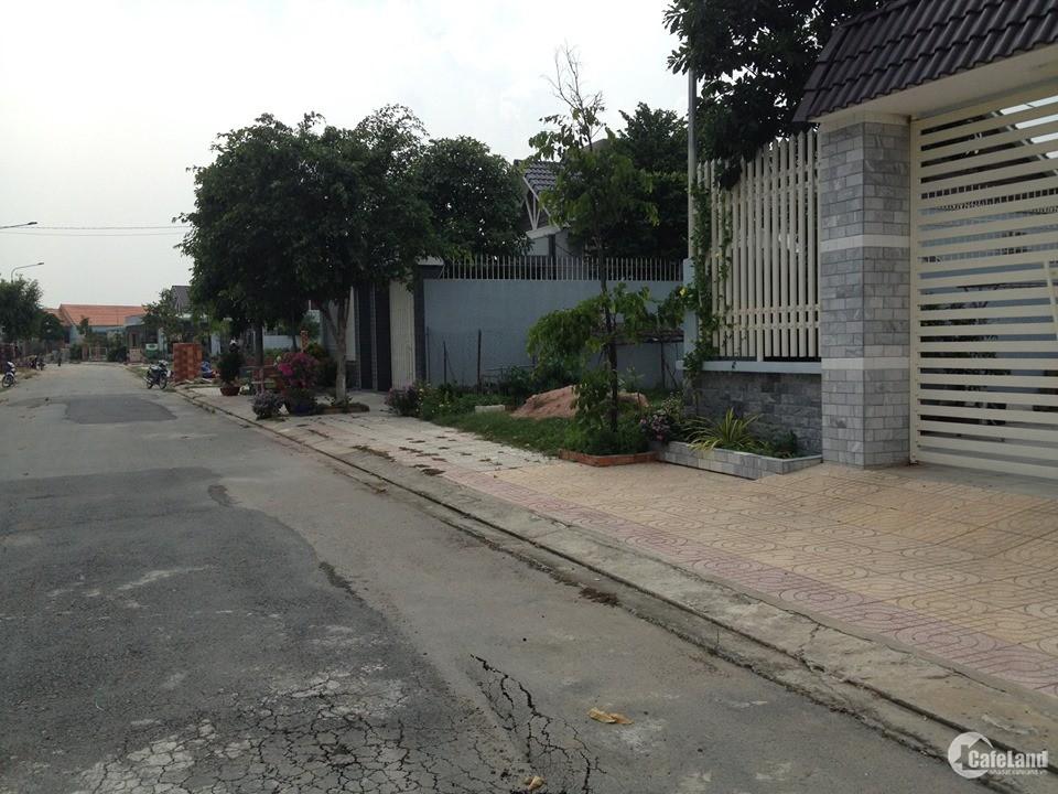 Cần tiền bán gấp miếng đất đường N6, thị xã Bến Cát, Bình Dương, 630 triệu/120m2
