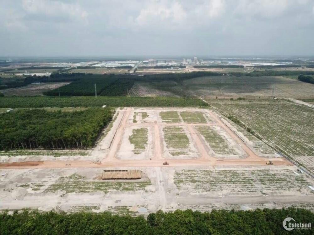 Đất nền Giai Đoạn Một Giá rẻ 500tr khu trung tâm hành chính KCN Bào Bàng