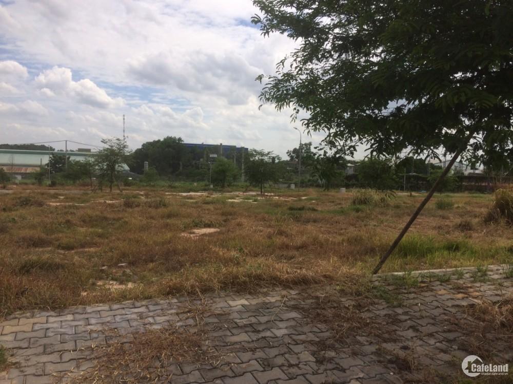 Chính chủ cần bán gấp lô đối diện công viên khu dân cư thương mại phước thái