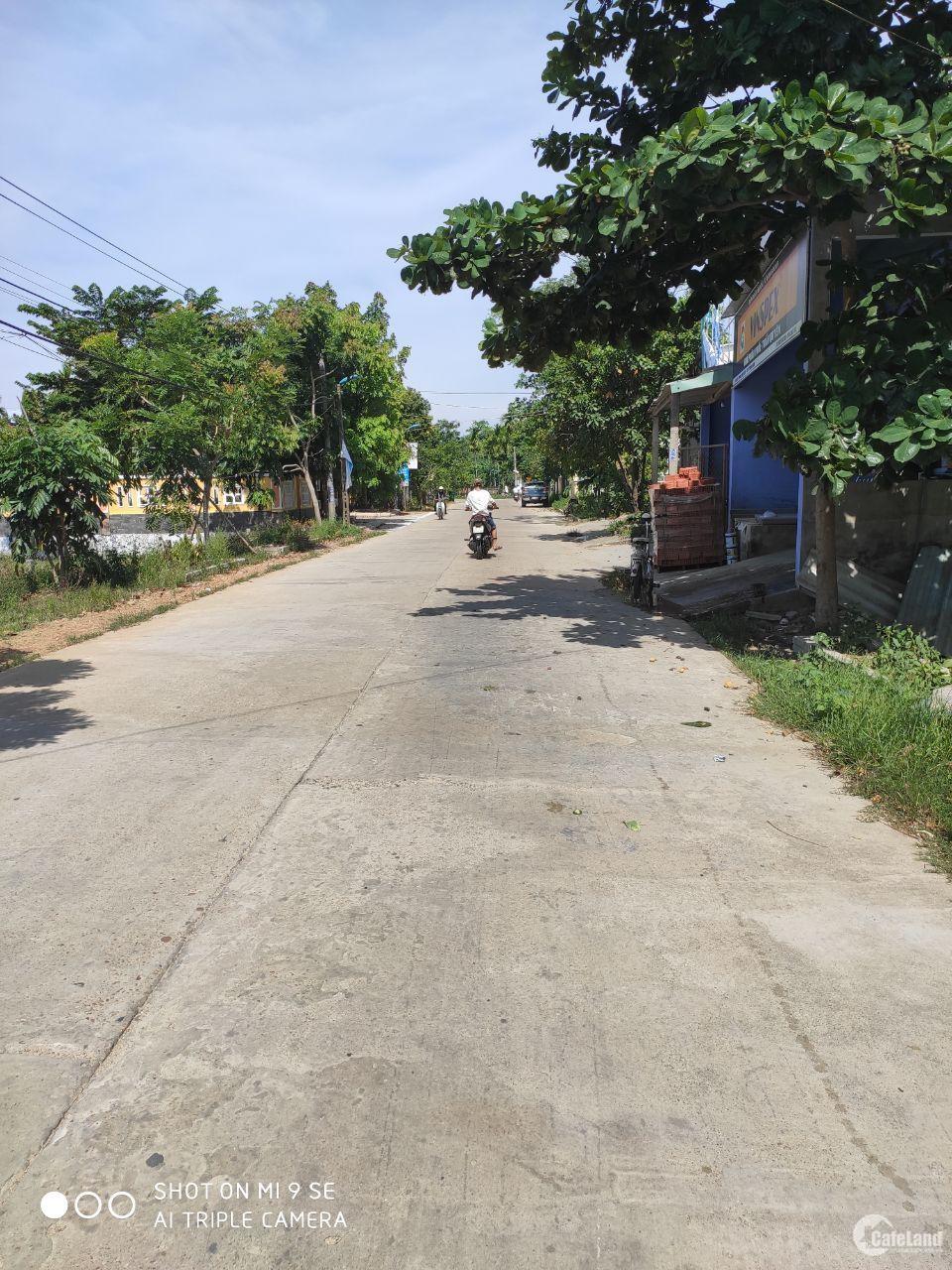 Bán đất đường 7m5 Điện Thắng Nam giá chỉ hơn 6tr/m2 thích hợp cho đầu tư.