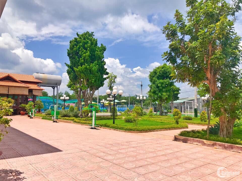 bán đất nền Bình Phước,gần khu công nghiệp,540tr, sổ đỏ riêng,ngân hàng hỗ trợ