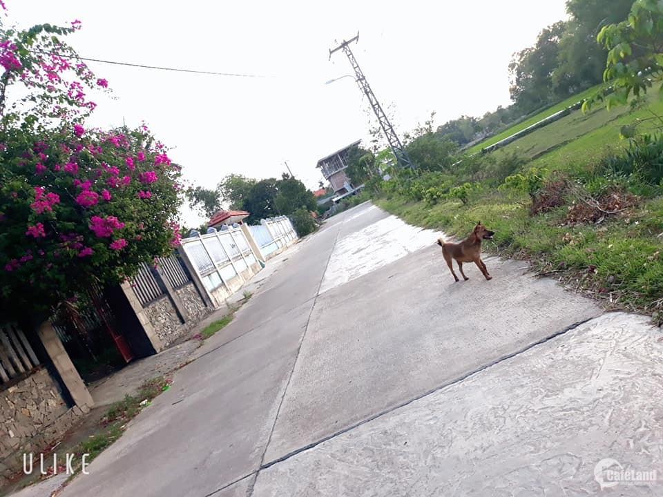 120m2 đất Hòa Khương sát Huyện Hòa Vang 1KM,735 triêu,đường 4m,gần đường 14B