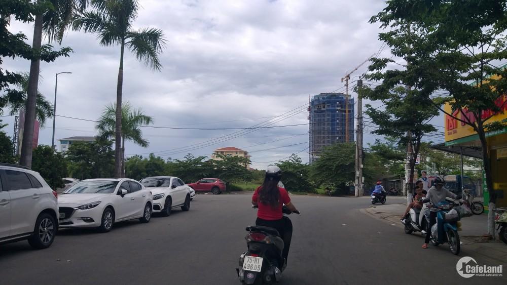 Nhượng 100m2 đất kiệt ôtô rộng 5m Nguyễn Lộ Trạch - phường Xuân Phú