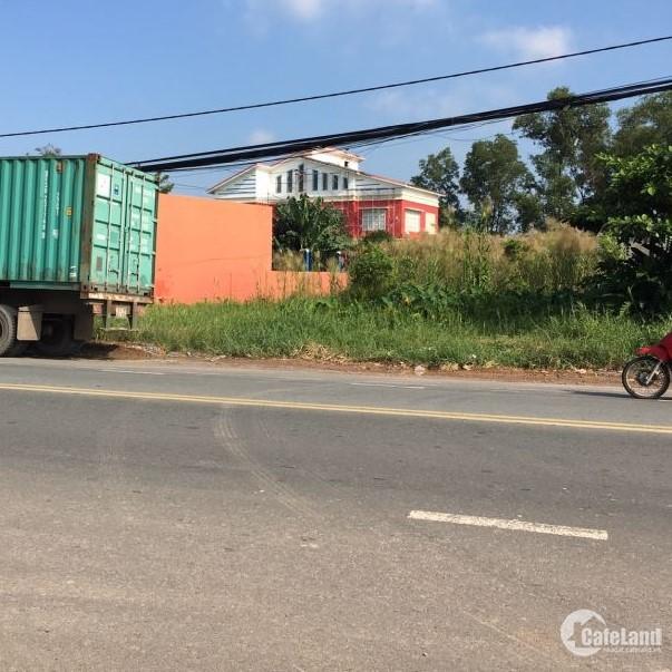 Cần bán miếng đất quốc lộ 22, Tân Phú Trung , Củ Chi, 1,2 tỷ/120m2