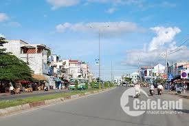 Bán đất mặt tiền quốc lộ 22 xã Phước Hiệp -Củ Chi sổ hồng riêng