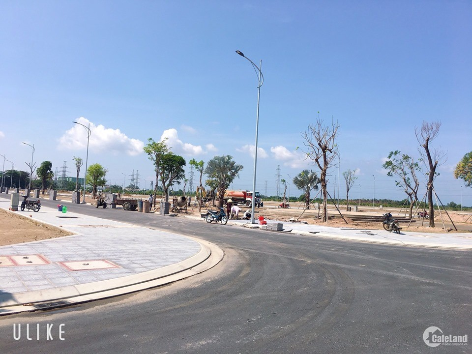 Eco Town, Đất Vàng Sân Bay Quốc tế Long Thành, sổ riêng, điện âm, nước máy, ...