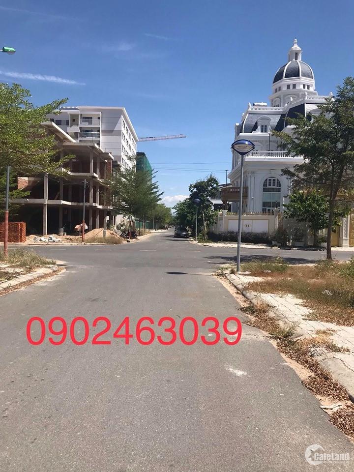 Cần bán lô đất biệt thự trong KĐT HUD Phước Long, hướng ĐN, xây dựng tự do, ngan