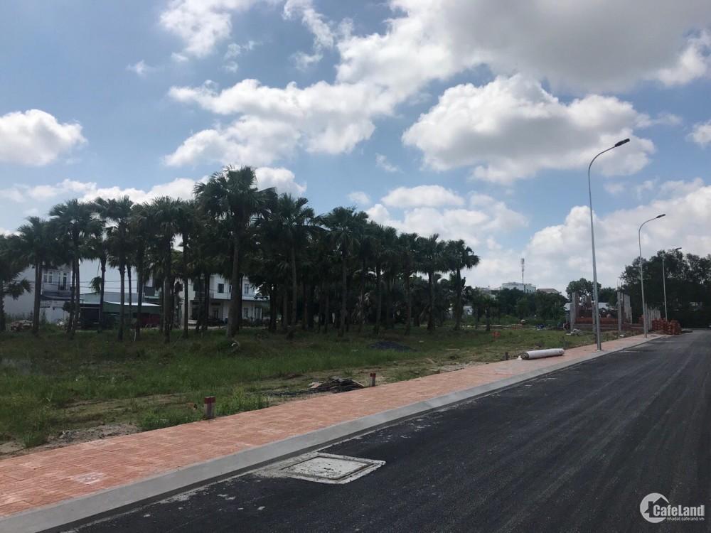 Bán nền đường D1 Cồn Khương gần Eco Villas - 2.85 tỷ