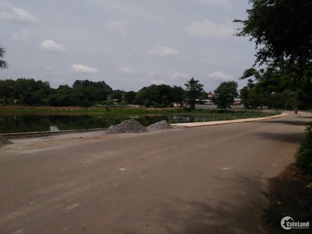 Đất Phú Giáo Bình Dương, lô góc 800 m2, kinh doanh đa ngành nghề. LH: 0963780016