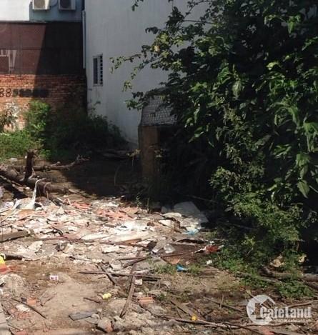 Bán 80m2 đất mặt tiền Gò Ô Môi phường Phú Thuận, quận 7