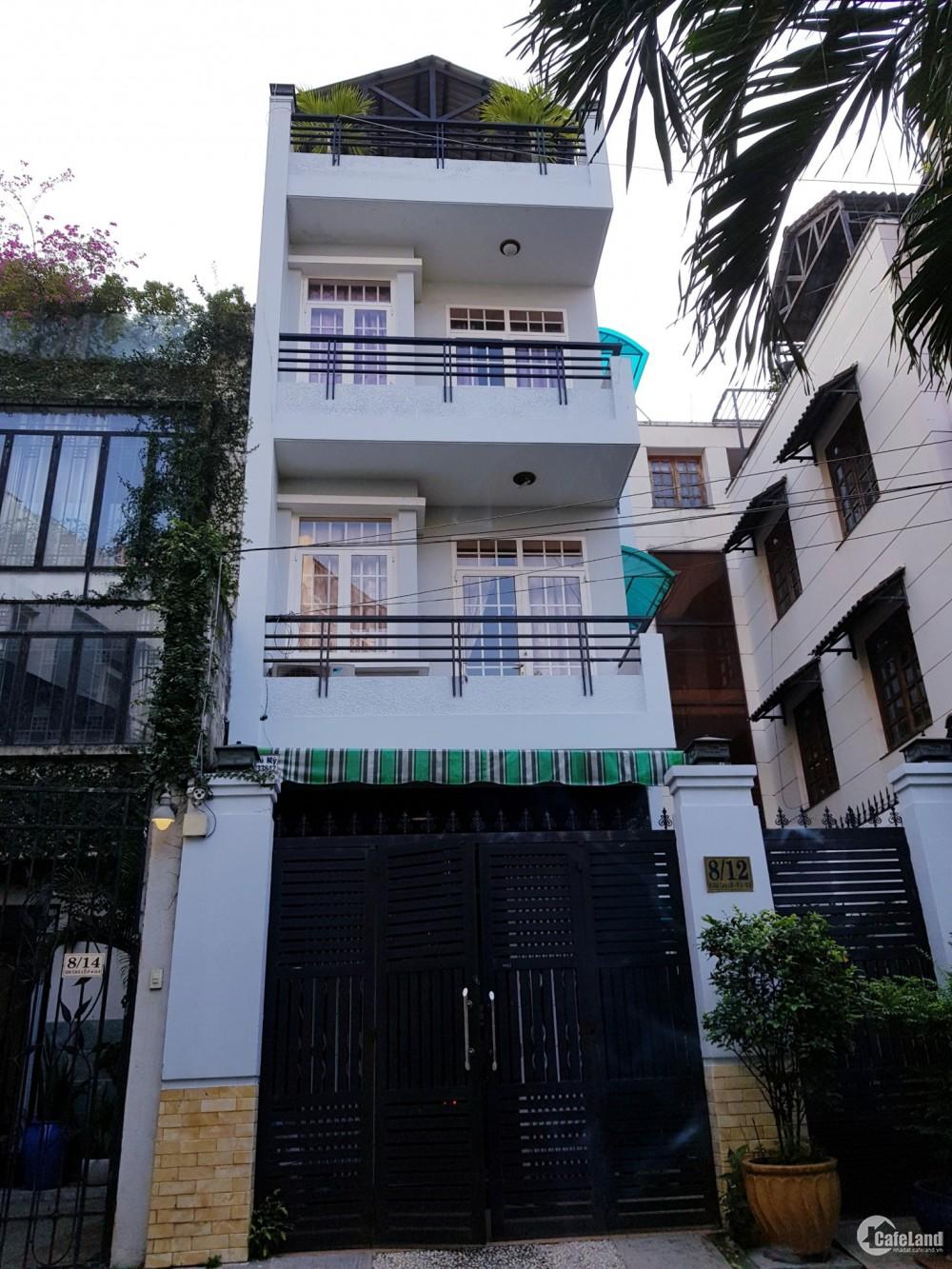 Bán gấp nhà khu Đồng Diều phường 4, quận 8, dt 6x20m2, giá tốt 11,5 tỷ