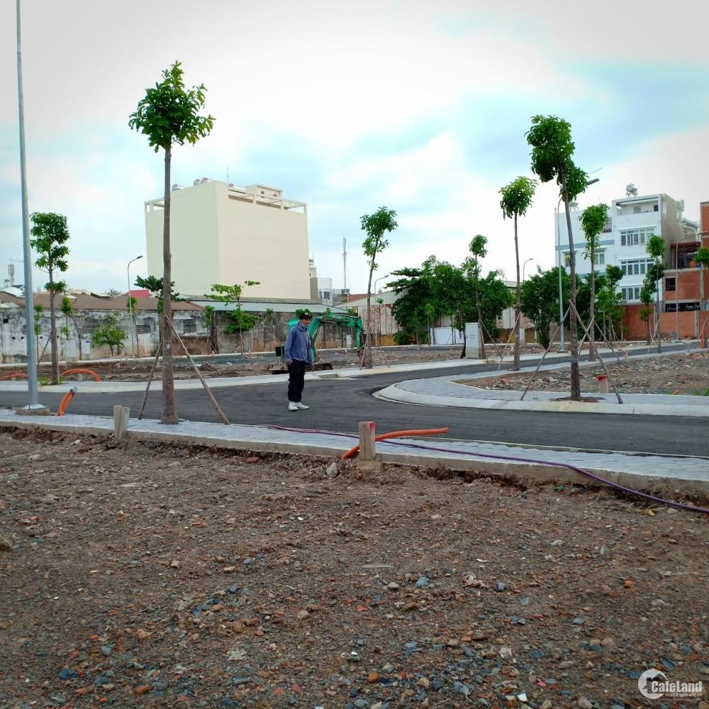 Đất nền Tân Phú hot với dự án KDC cao cấp Hòa Bình, SHR, xây dựng tự do.