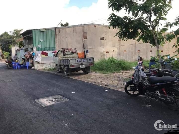 Bán đất MT đường Bùi Hữu Nghĩa liền kề VISIP1, 125m2 giá 1.2 tỷ Lh: 0937655814