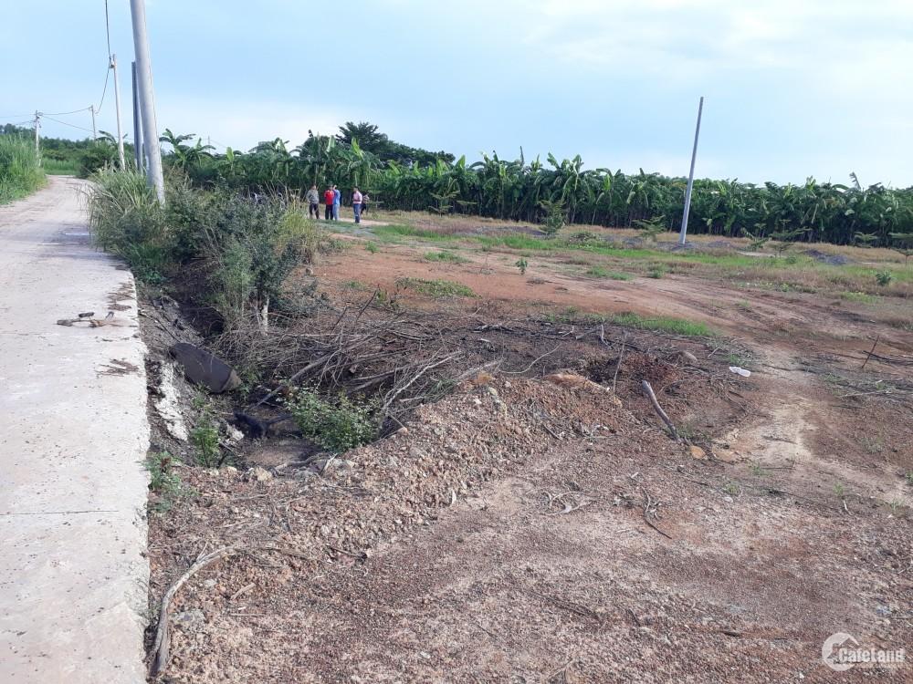 chính chủ cần sang lại lô sổ hồng riêng  khu CN  xã Sông Trầu