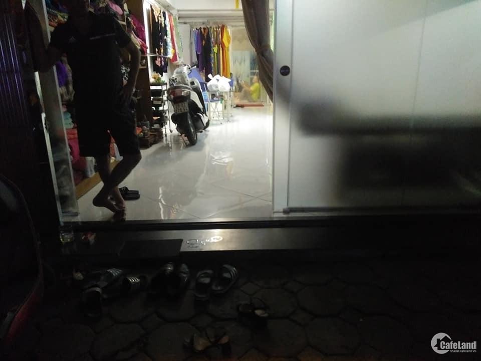 Cho thuê nhà làm kinh doanh mặt phố Thành Công, Ba Đình dt 82m