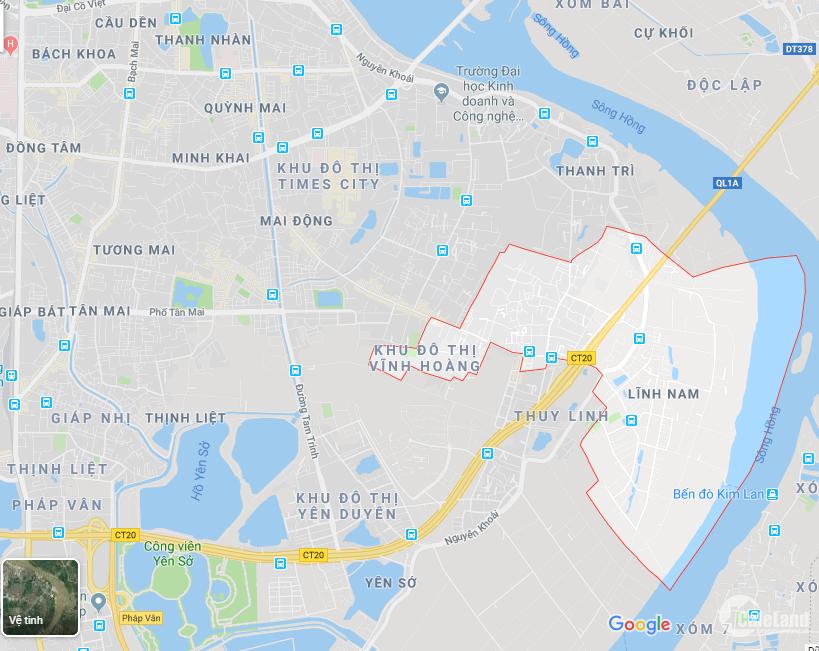 Cho thuê nhà phố Đẹp tại Quận Hoàng Mai , phù hợp hộ gia đình, văn phòng, kinh d