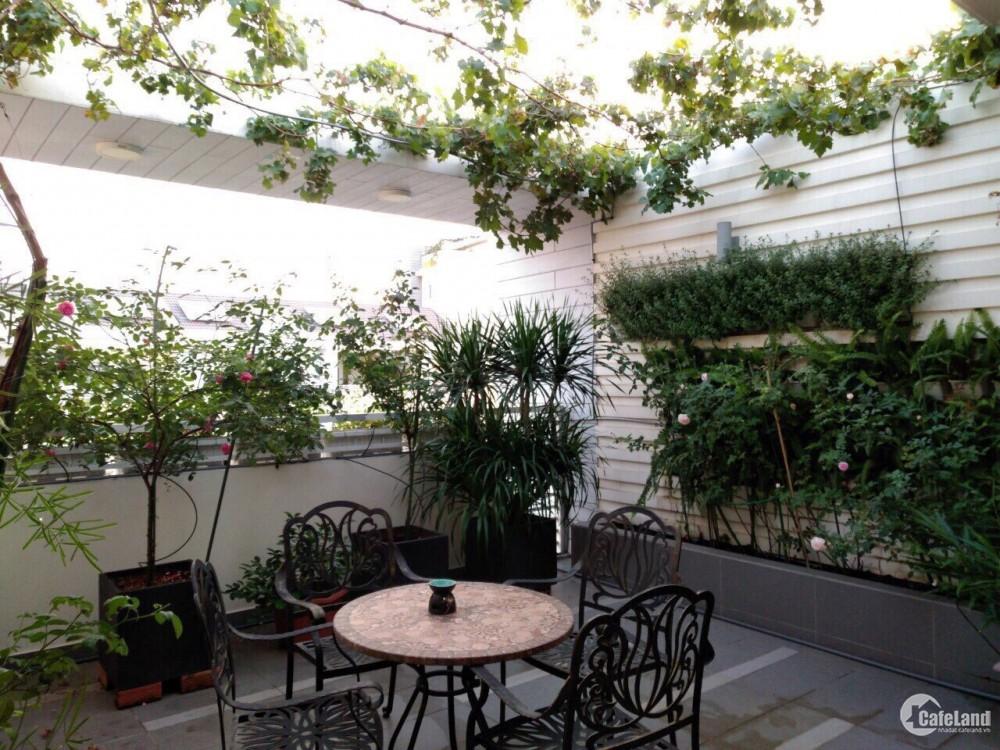 Cần cho thuê Nhà phố Biệt thự cao cấp Jamona Golden SilkQ7 FULL Nội Thất