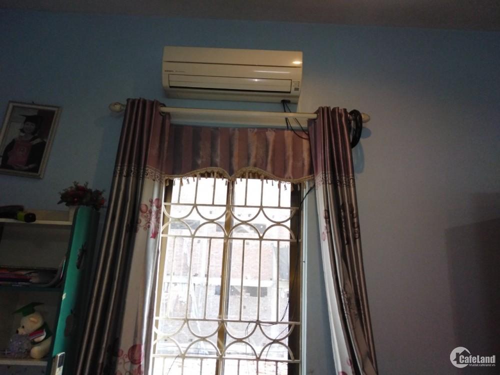 Cho thuê nhà riêng Bát Khối, 54m2x4T full đồ giá 8tr/th.LH 0967341626