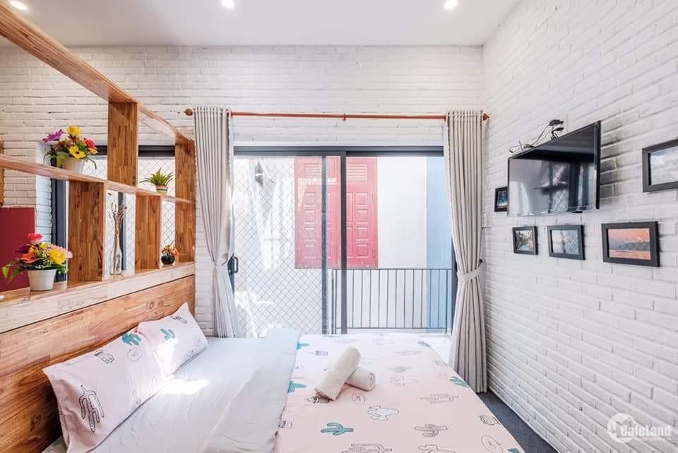 Cho thuê nhà sang chảnh 3 tầng 6 CH,7WC khu phố Tây An Thượng,Đà Nẵng 38tr/tháng