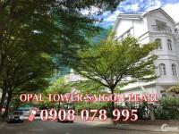 Bán căn hộ 2PN_86m2 chỉ 4,2 tỷ tại Opal Tower-Saigon Pearl. Hotline 0908 078 995