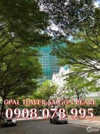 Opal Tower-Saigon Pearl_Bán căn hộ 2PN_85m2 giá 4,5 tỷ. Hotline PKD 0908 078 995