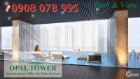 Hot deal_Bán căn hộ 2PN dự án Opal Tower-Saigon Pearl, 90m2