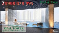 Bán căn hộ 3PN dự án Opal Tower-Saigon Pearl chỉ 7,8 tỷ. Hotline PKD 0908078995