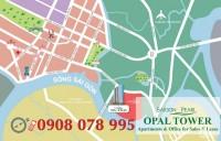 Hotline PKD 0908 078 995_Bán căn hộ 4PN_160m2 dự án Opal Tower-Saigon Pearl