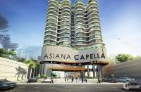 Cần nhượng lại căn hộ 2 phòng ngủ dự án Asiana Capella, giá tốt.