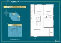 CHÍNH CHỦ cần bán CẮT LỖ 100 triệu căn góc 3PN, 111,8m tại Stellar Garden.