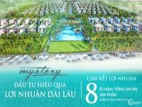 Hưng Thịnh mở bán 5 căn biệt thự biển cuối cùng Cam Ranh Mystery Villas chỉ 9 tỷ
