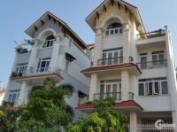 Bán biệt thự cao cấp 300m tại KDC HIMLAM KÊNH TẺ Q7, sổ hồng CC