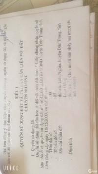 Chính chủ bán nhà đường Chu Văn An giá 1.8ty/96m2 Giấy tờ rõ ràng