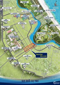 Cơ hội đầu tư đất nền ven sông Cổ Cò giá chỉ bằng nửa giá thị trườnG