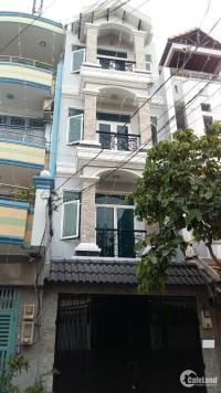 Bán nhà MT Dân Tộc  P,Tân Thành Q,Tân Phú  DT  4x15  Đúc 3 Tấm  nhà mới đẹp