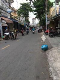 Bán nhà MTKD  Phú Thọ Hòa Q,Tân Phú  DT 4x12m  nhà đúc 1 lầu  khu kinh doanh sầm