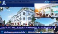 Chính chủ cần bán SHOPHOUSE OYTER PLUS  I–SH 63.06B, FLC Quảng Bình